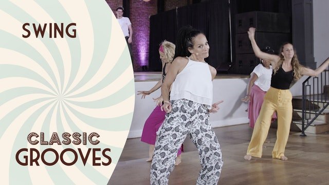 Classic Grooves - Swing Workout
