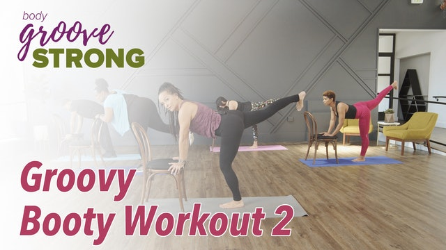 Groovy Booty Workout 2
