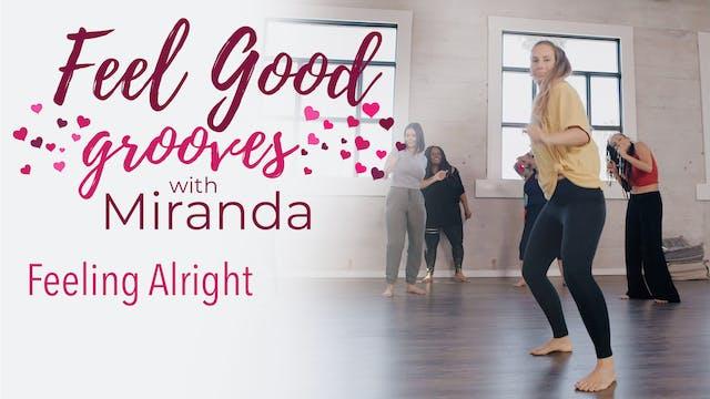 Feel Good Grooves - Feeling Alright