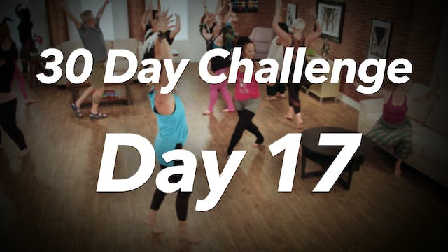 30 Day Challenge - Day 17 Workout