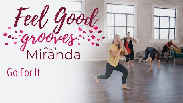 Feel Good Grooves - Go For It