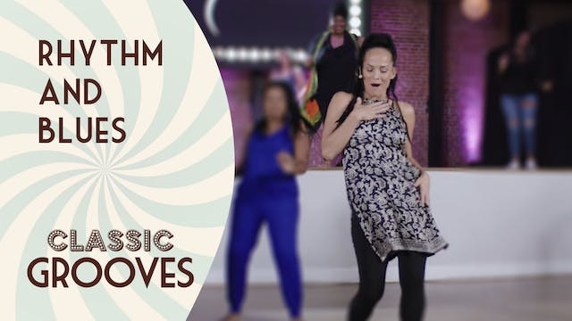 Classic Grooves - Rhythm and Blues workout
