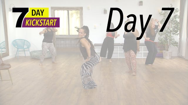 7 Day Kickstart - Day 7