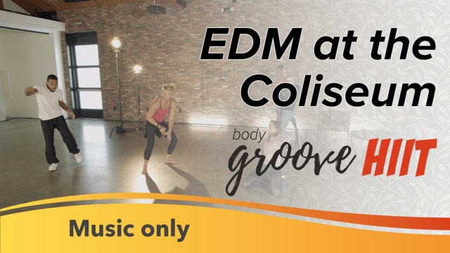 EDM at the Coliseum (Music Only)