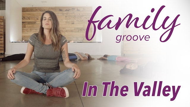 Family Groove - In The Valley