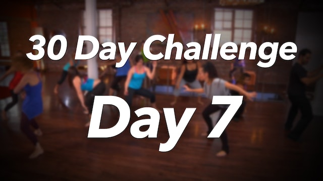 30 Day Challenge - Day 7