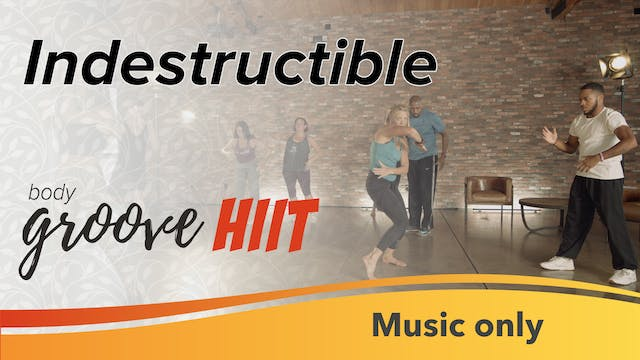 Indestructible (Music Only)
