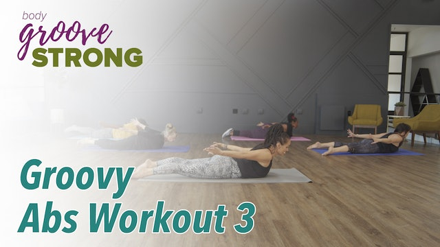 Groovy Abs Workout 3