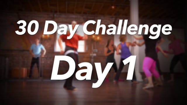 30 Day Challenge - Day 1 Workout