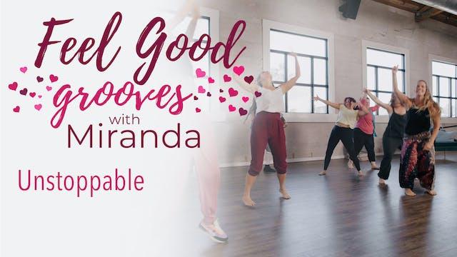 Feel Good Grooves - Unstoppable