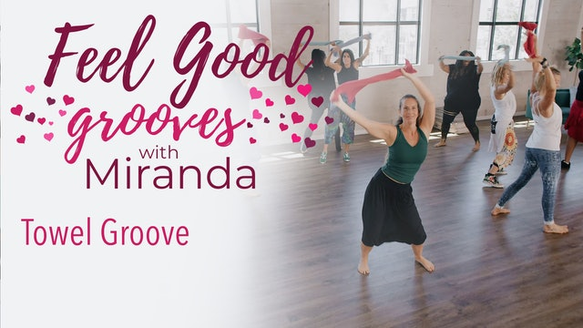 Feel Good Grooves - Towel Groove