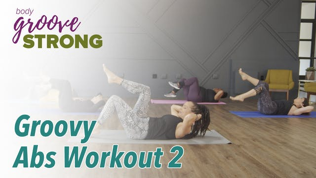 Groovy Abs Workout 2
