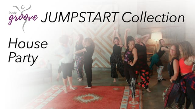 Body Groove Jumpstart Collection - House Party