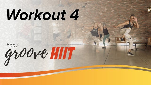 HIIT Workout 4