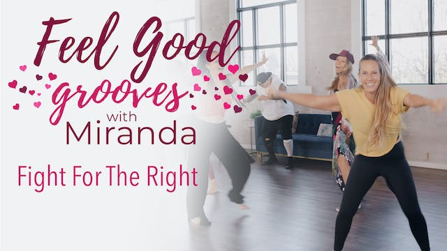 Feel Good Grooves - Fight For The Right