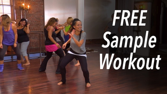 Check out this FREE Body Groove workout!