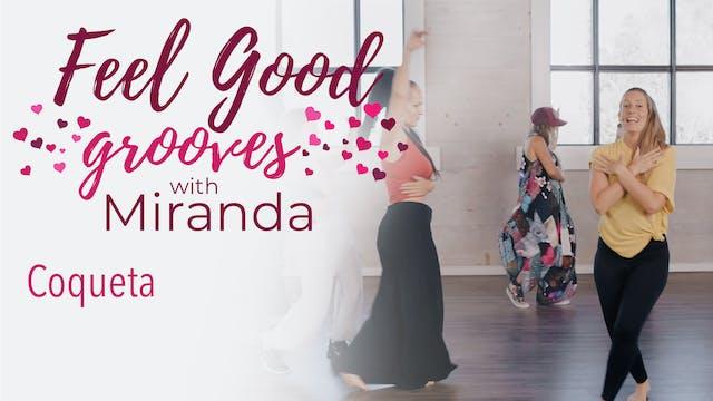 Feel Good Grooves - Coqueta