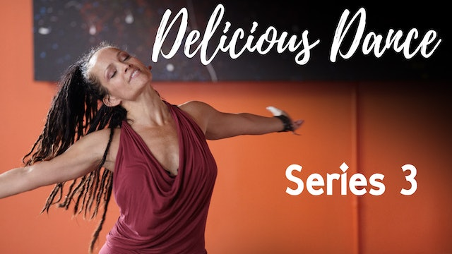 Delicious Dance with Graphics - Series 3