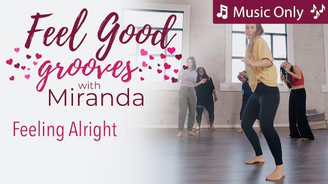 Feel Good Grooves - Feeling Alright -...