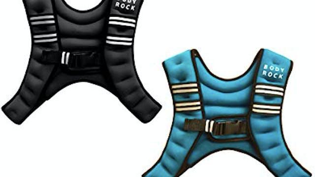 BodyRock Weighted Vest