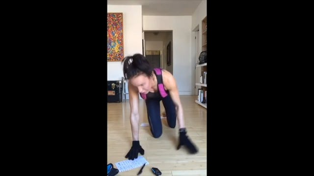 HIITMax Live #12 - Slider Workout