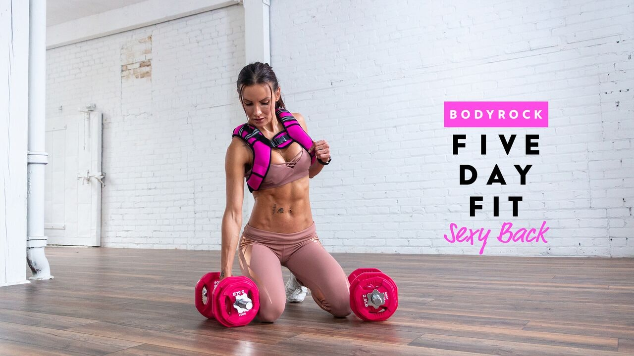 Sexy Back - 5 Day Challenge