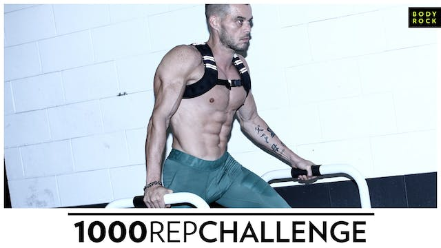 Day 1 - 1000 Rep Challenge - Season 2