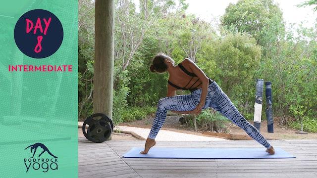 BodyRock Yoga | Intermediate | Day 8