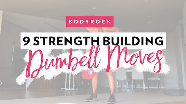 Day 6 QuickHIIT: 9 Strength Building ...