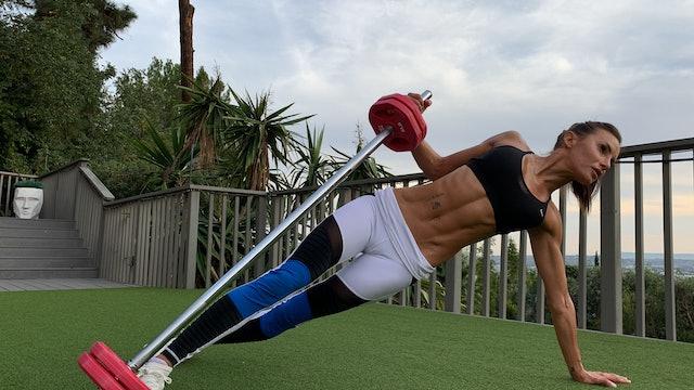 HIITMax Reps Live #87 - Legs #1 - Quads, Cardio & Resistance