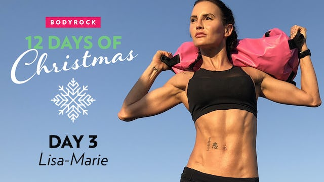 Day 3: Workout: Back & Abs Using The Challenger
