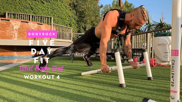 Total Body Tone - Workout 4