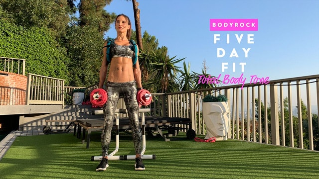 Total Body Tone - 5 Days Challenge