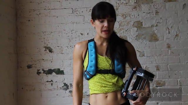 BodyRock Body - Workout 19 - Tutorial