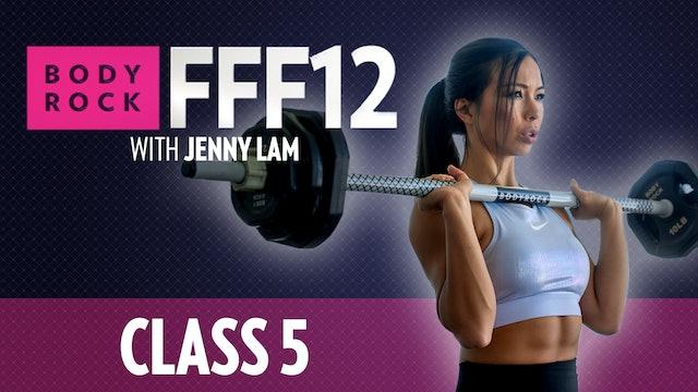 FFF12 - Workout 5