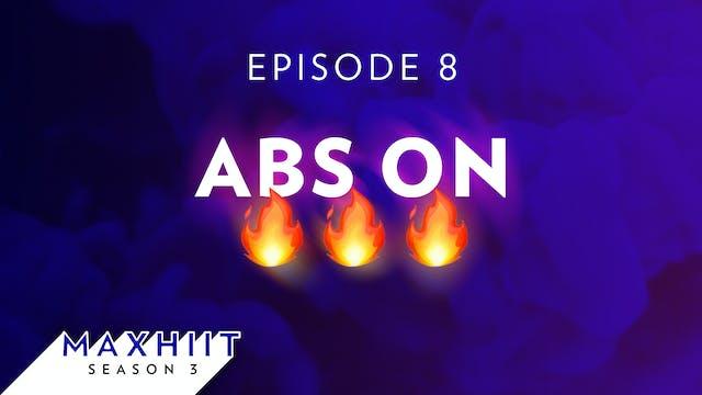 MaxHIIT LIVE | Season 3 - Class 8