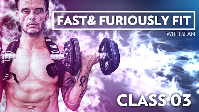 Fast And Furiously Fit  4 - Workout 3