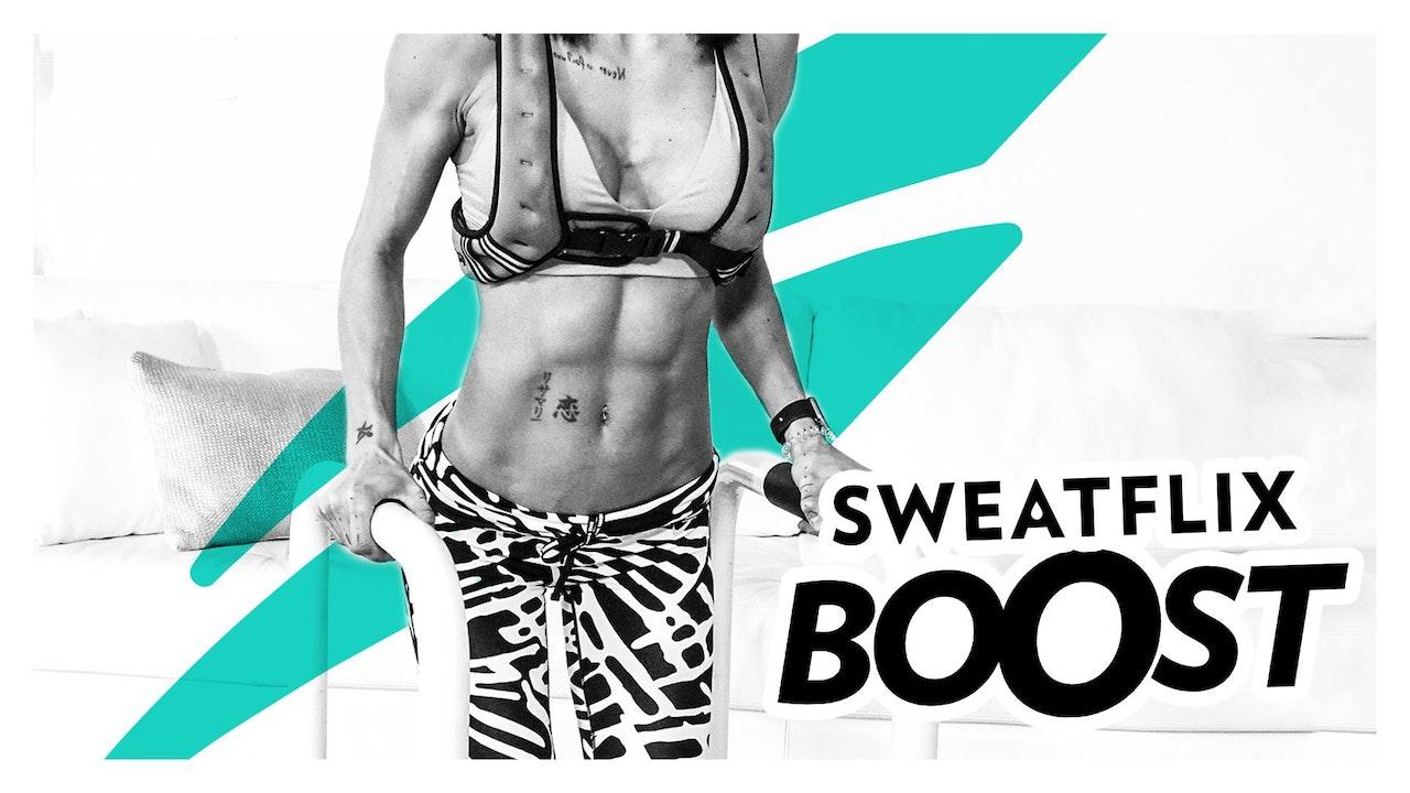 SweatFlix Boost