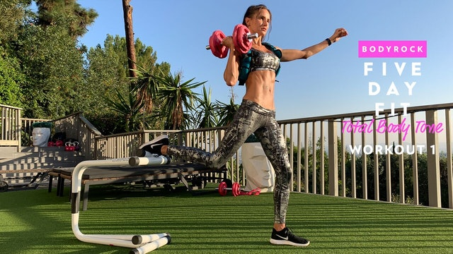 Total Body Tone - Workout 1