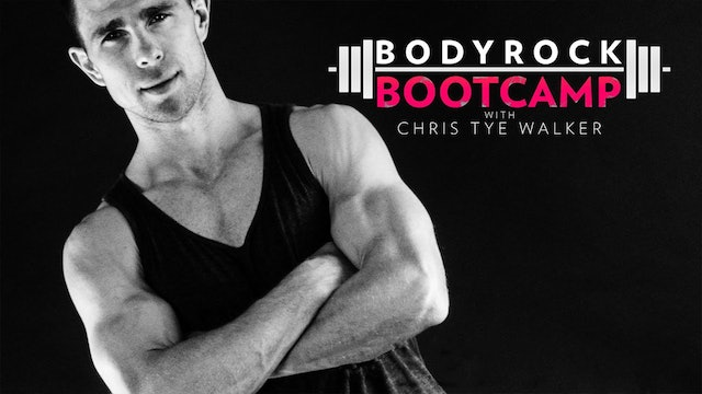 BodyRock Bootcamp - Chris Tye Walker - Trailer