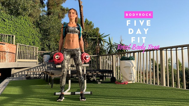 Total Body Tone - Trailer