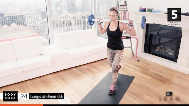 BodyRock Lean | Workout 8 Bonus - Leg...