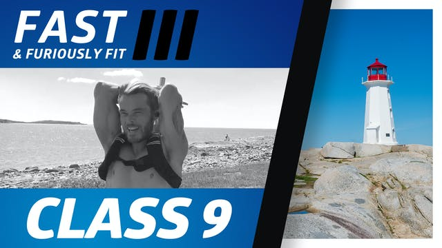 Fast And Furiously Fit  3 - Workout 9