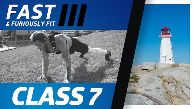 Fast And Furiously Fit  3 - Workout 7