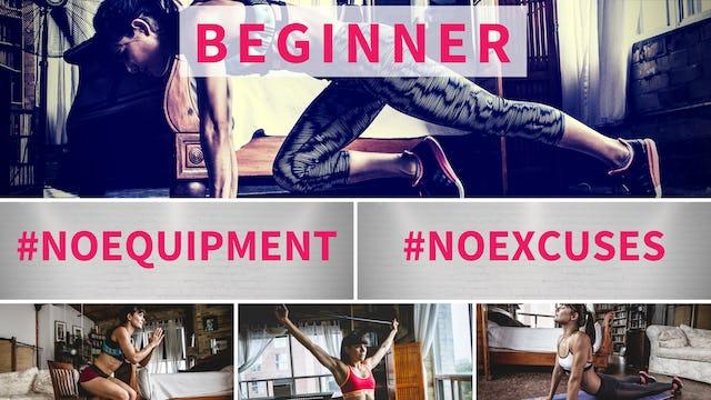 Beginners - No Equipment