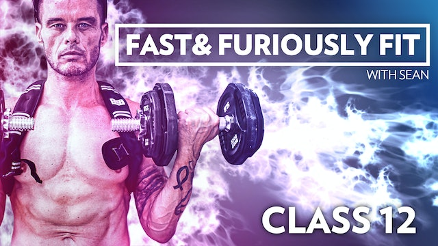 Fast And Furiously Fit  4 - Workout 12