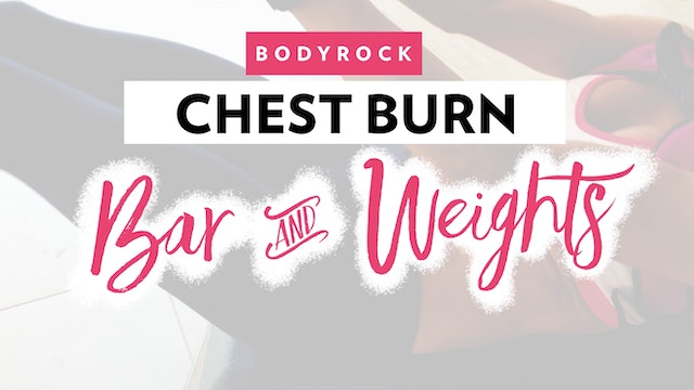Day 4 QuickHIIT: Chest Moves With The...