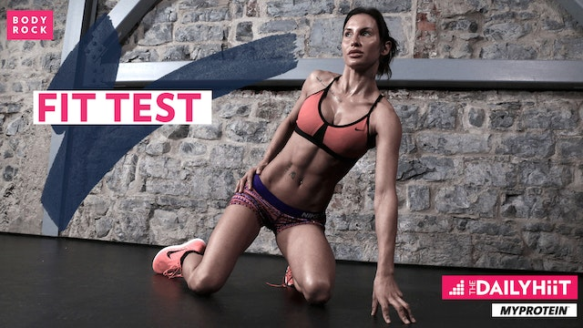 Fit Test | The DailyHIIT Show