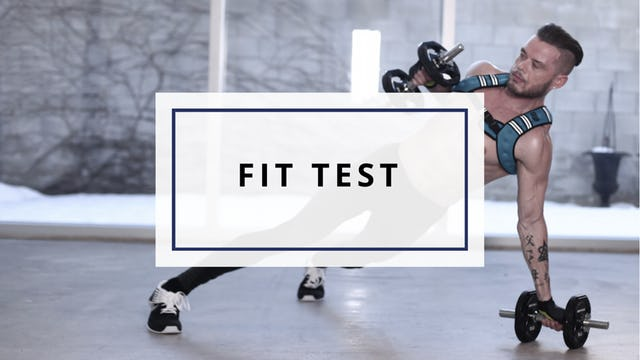 Fit Test