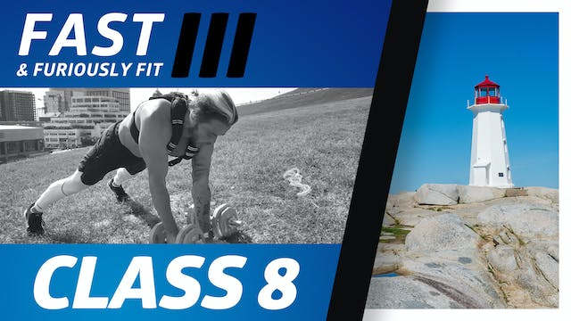 Fast And Furiously Fit  3 - Workout 8